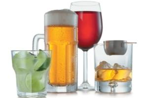 bebidas que prejudicam rosácea