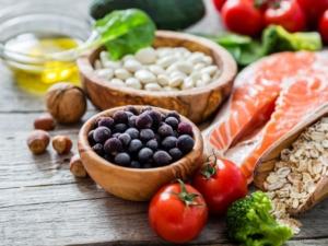 alimentação para redução de gordura